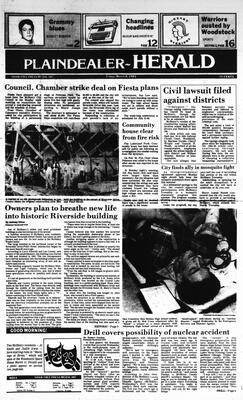 McHenry Plaindealer (McHenry, IL), 8 Mar 1985