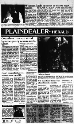 McHenry Plaindealer (McHenry, IL), 10 Apr 1985