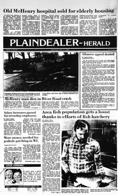 McHenry Plaindealer (McHenry, IL), 17 Apr 1985