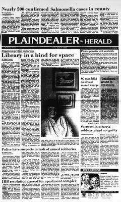 McHenry Plaindealer (McHenry, IL), 19 Apr 1985