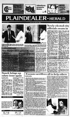 McHenry Plaindealer (McHenry, IL), 24 Apr 1985