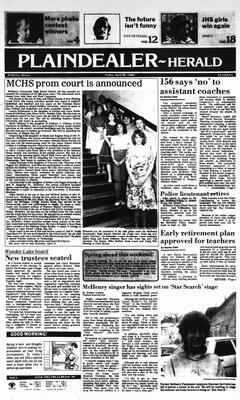 McHenry Plaindealer (McHenry, IL), 26 Apr 1985