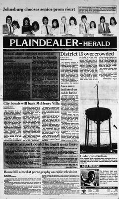 McHenry Plaindealer (McHenry, IL), 1 May 1985