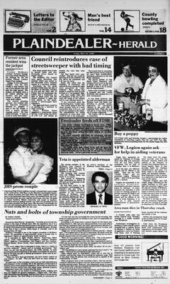 McHenry Plaindealer (McHenry, IL), 10 May 1985