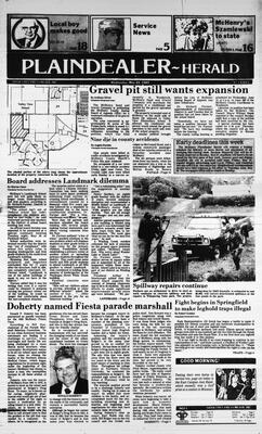 McHenry Plaindealer (McHenry, IL), 22 May 1985