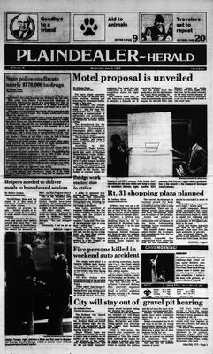 McHenry Plaindealer (McHenry, IL), 5 Jun 1985