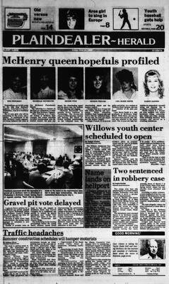 McHenry Plaindealer (McHenry, IL), 14 Jun 1985
