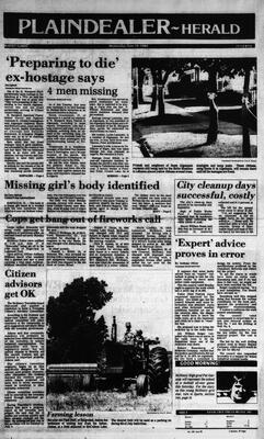 McHenry Plaindealer (McHenry, IL), 19 Jun 1985