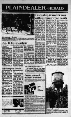 McHenry Plaindealer (McHenry, IL), 26 Jun 1985