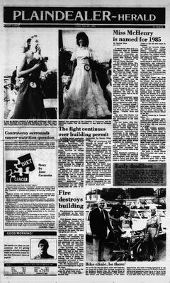 McHenry Plaindealer (McHenry, IL), 28 Jun 1985