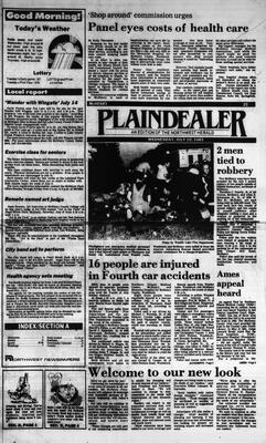 McHenry Plaindealer (McHenry, IL), 10 Jul 1985