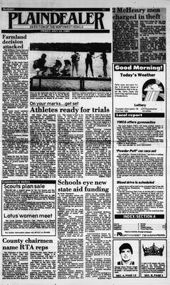McHenry Plaindealer (McHenry, IL), 12 Jul 1985