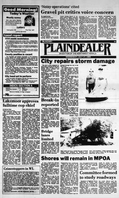 McHenry Plaindealer (McHenry, IL), 17 Jul 1985