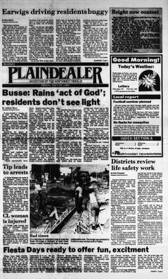 McHenry Plaindealer (McHenry, IL), 19 Jul 1985