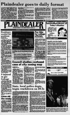 McHenry Plaindealer (McHenry, IL), 5 Aug 1985