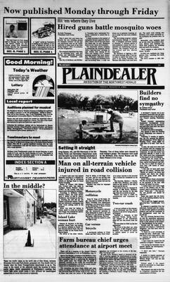 McHenry Plaindealer (McHenry, IL), 9 Aug 1985