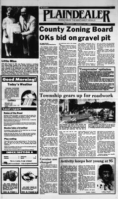 McHenry Plaindealer (McHenry, IL), 14 Aug 1985