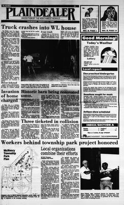 McHenry Plaindealer (McHenry, IL), 15 Aug 1985