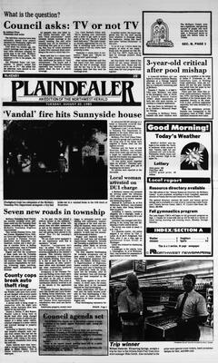 McHenry Plaindealer (McHenry, IL), 20 Aug 1985