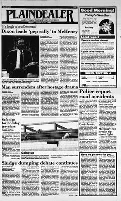 McHenry Plaindealer (McHenry, IL), 30 Aug 1985