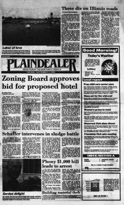 McHenry Plaindealer (McHenry, IL), 3 Sep 1985