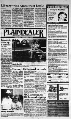 McHenry Plaindealer (McHenry, IL), 4 Sep 1985