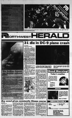 McHenry Plaindealer (McHenry, IL), 7 Sep 1985