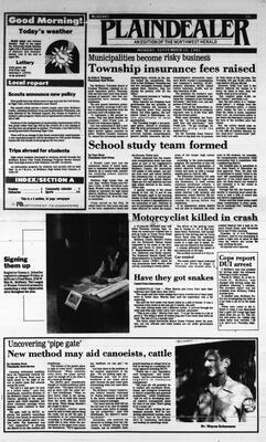 McHenry Plaindealer (McHenry, IL), 16 Sep 1985