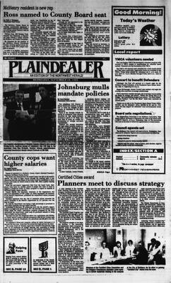 McHenry Plaindealer (McHenry, IL), 18 Sep 1985