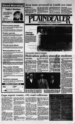 McHenry Plaindealer (McHenry, IL), 19 Sep 1985