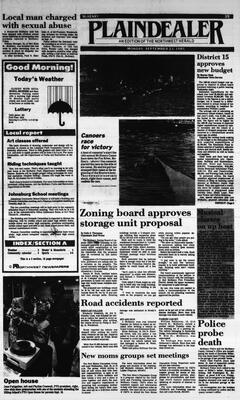 McHenry Plaindealer (McHenry, IL), 23 Sep 1985