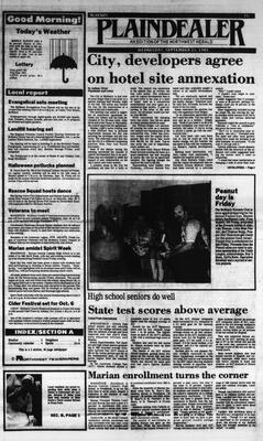 McHenry Plaindealer (McHenry, IL), 25 Sep 1985
