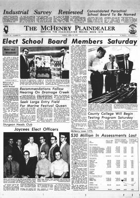 McHenry Plaindealer (McHenry, IL), 10 Apr 1970
