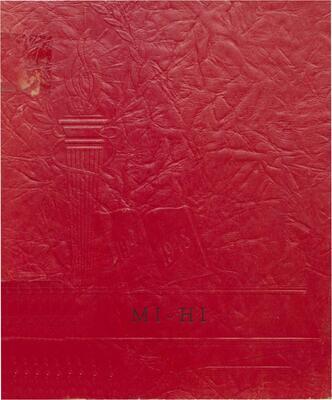 1948 McHenry High School Yearbook - MI-HI
