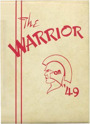 1949 McHenry High School Yearbook - The Warrior