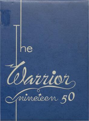 1950 McHenry High School Yearbook - The Warrior Nineteen 50