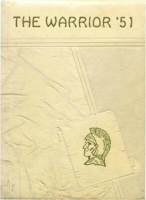 1951 McHenry High School Yearbook
