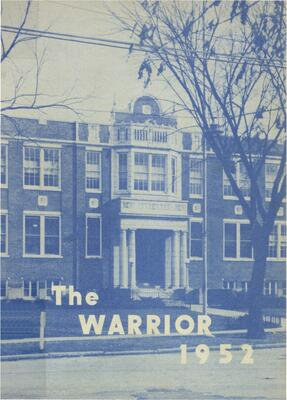 1952 McHenry High School Yearbook