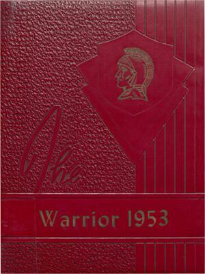 1953 McHenry High School Yearbook - The Warrior 1953