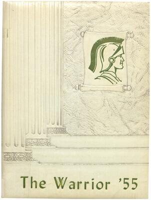 1955 McHenry High School Yearbook - The Warrior '55