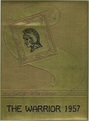 1957 McHenry High School Yearbook - The Warrior 1957