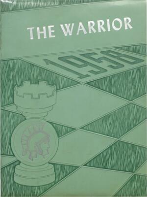 1958 McHenry High School Yearbook - The Warrior