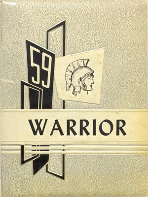 1959 McHenry High School Yearbook - Warrior