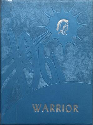 1961 McHenry High School Yearbook - The Warrior