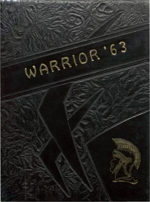 1963 McHenry High School Yearbook - Warrior '63