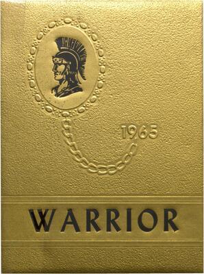 1965 McHenry High School Yearbook - Warrior