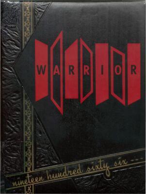 1966 McHenry High School Yearbook - Warrior