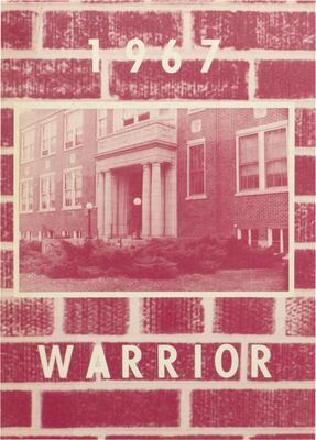 1967 McHenry High School Yearbook - 1967 Warrior