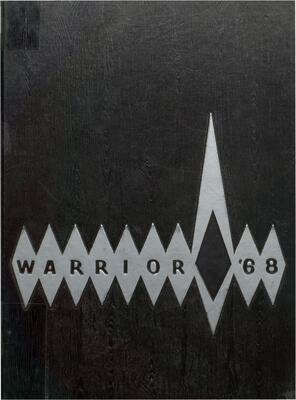 1968 McHenry High School Yearbook - Warrior '68