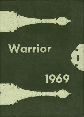 1969 McHenry High School Yearbook - Warrior 1969